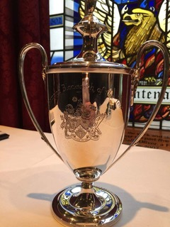 The National Champion Blacksmith Cup